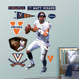 NCAA/NFLPA University of Virginia Matt Schaub Wall Decal Sticker Wall Decal
