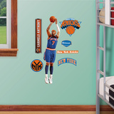 New York Knicks Carmelo Anthony Jr. Wall Decal Sticker Wall Decal
