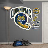 NCAA Quinnipiac Bobcats Logo Wall Decal Sticker Wall Decal
