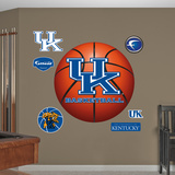 NCAA Kentucky Wildcats Basketball Wall Decal Sticker Wall Decal