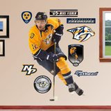 NHL Nashville Predators Mike Fisher Wall Decal Sticker Wall Decal