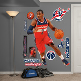 Washington Wizards John Wall 2012 Wall Decal Sticker Wall Decal