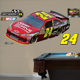Nascar Jeff Gordon 2012 DTEH Car Wall Decal Sticker Vinilos decorativos