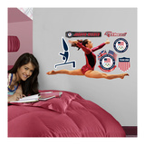 Gymnastics Jordyn Wieber Fathead Junior Wall Decal Sticker Wall Decal