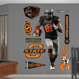 NCAA/NFLPA Oklahoma State Cowboys Justin Blackmon Wall Decal Sticker Wall Decal
