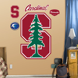 NCAA Stanford Cardinal Logo Wall Decal Sticker Wall Decal