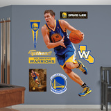 Golden State Warriors David Lee Wall Decal Sticker Wall Decal