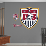USA Soccer Logo Wall Decal Sticker Wall Decal