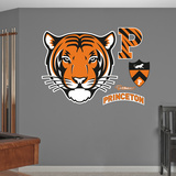 NCAA Princeton 2012 Logo Wall Decal Sticker Wall Decal
