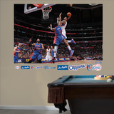 Los Angeles Clippers DeAndre Jordan Dunk Mural Decal Sticker Wall Mural