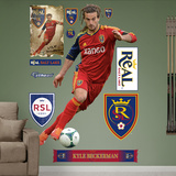 MLS Kyle Beckerman 2013 Wall Decal Sticker Wall Decal
