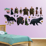 Brave Collection Wall Decal Sticker Wall Decal