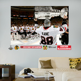 NHL Chicago Blackhawks Patrick Kane 2013 Stanley Cup Hoist Mural Decal Sticker Wall Decal
