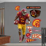 NCAA Robert Woods USC Trojans Wall Decal Sticker Wall Decal