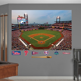 Philadelphia Phillies Citizens Bank2012 Mural Decal Sticker Wall Decal
