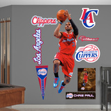 Los Angeles Clippers Chris Paul - Away Wall Decal Sticker Wall Decal