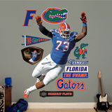 NCAA/NFLPA Sharrif Floyd Florida Gators 2013 Wall Decal Sticker Wall Decal