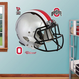 Ohio State Buckeyes 2012 Rivalry Helmet Wall Decal Sticker Muursticker