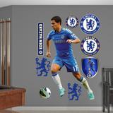 Chelsea FC Eden Hazard Wall Decal Sticker - Duvar Çıkartması