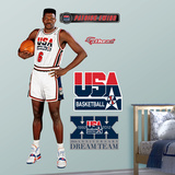 USA Basketball Patrick Ewing 1992 Dream Team Wall Decal Sticker Wall Decal