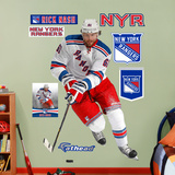 NHL New York Rangers Rick Nash Wall Decal Sticker Wallstickers