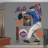 New York Mets Matt Harvey Wall Decal Sticker Wall Decal