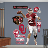 NCAA Landry Jones Oklahoma Sooners 2013 Wall Decal Sticker Wall Decal