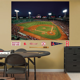 Boston Red Sox Fenway Park 2012 Mural Decal Sticker Wall Decal