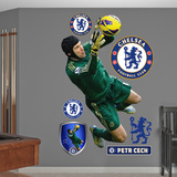 Chelsea FC Petr Cech Wall Decal Sticker Wall Decal