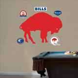 Buffalo Bills AFL Logo Wall Decal Sticker Wall Decal