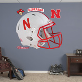 Nebraska Cornhuskers 2013 Helmet Wall Decal Sticker Wall Decal
