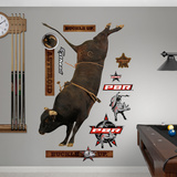 PBR Asteroid Wall Decal Sticker Wall Decal