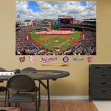 Washington Nationals Inside Nationals Park Mural Decal Sticker Wall Decal