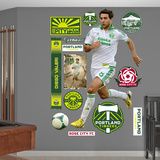 MLS Diego Valeri 2013 Wall Decal Sticker Wall Decal