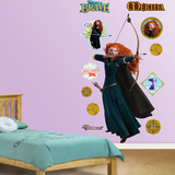 Brave Merida Wall Decal Sticker Wall Decal