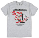 Breaking Bad - Better Call Saul Camisetas