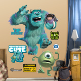 Monsters Inc. Wall Decal Sticker Vinilos decorativos
