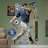 San Diego Padres Chase Headley Wall Decal Sticker Wall Decal