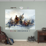 Delaware Mural: Assassin's Creed III Wall Decal Sticker Reproduction murale
