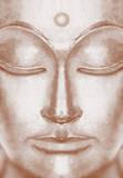 Smiling Buddah Poster
