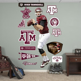 NCAA/NFLPA Texas A&M Aggies Ryan Tannehill Wall Decal Sticker Wall Decal