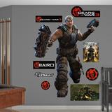 Gears Of War 3 - Baird (sticker murale) Decalcomania da muro