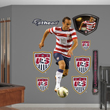 LA Galaxy Landon Donovan - No. 10 Wall Decal Sticker Wall Decal