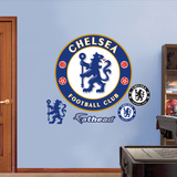 Chelsea FC Logo Wall Decal Sticker Wallstickers