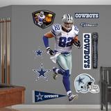 NFL Dallas Cowboys Jason Witten - Away Wall Decal Sticker Wall Decal