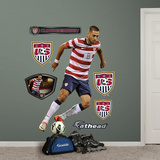 USA Soccer Clint Dempsey Wall Decal Sticker Wall Decal