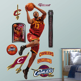 Cleveland Cavaliers Tristan Thompson Wall Decal Sticker Wall Decal