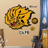 NCAA Arkansas Pine Bluff Logo Wall Decal Sticker Wall Decal
