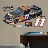 Nascar Denny Hamlin 11 Car 2012 Wall Decal Sticker Wall Decal