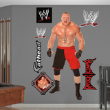 WWE Wrestling Brock Lesnar Wall Decal Sticker Muursticker